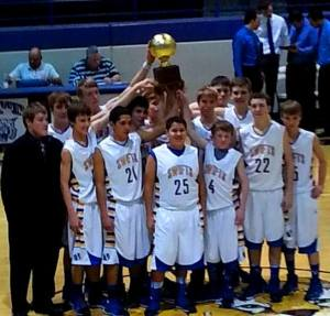 Swifts Bi-district Champs